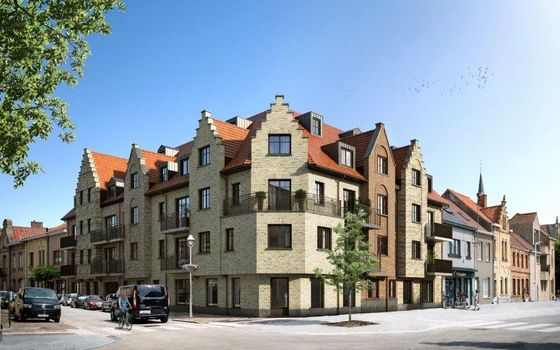 6% btw bij nieuwbouwproject Maiden Lane in Nieuwpoort